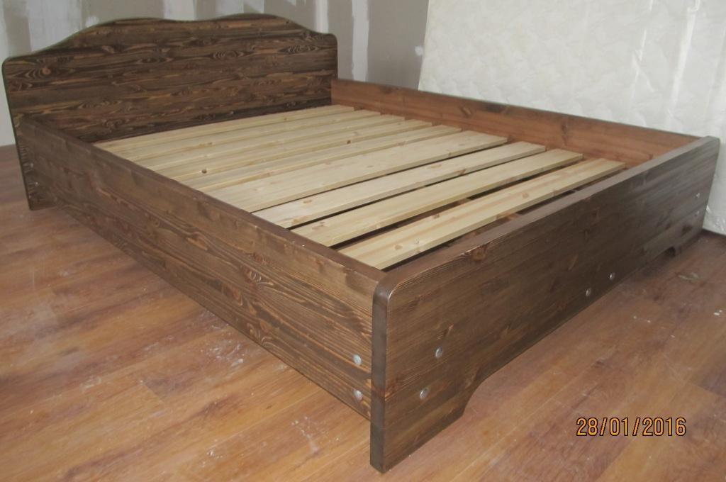 Кровать2000-1600, цвет33,