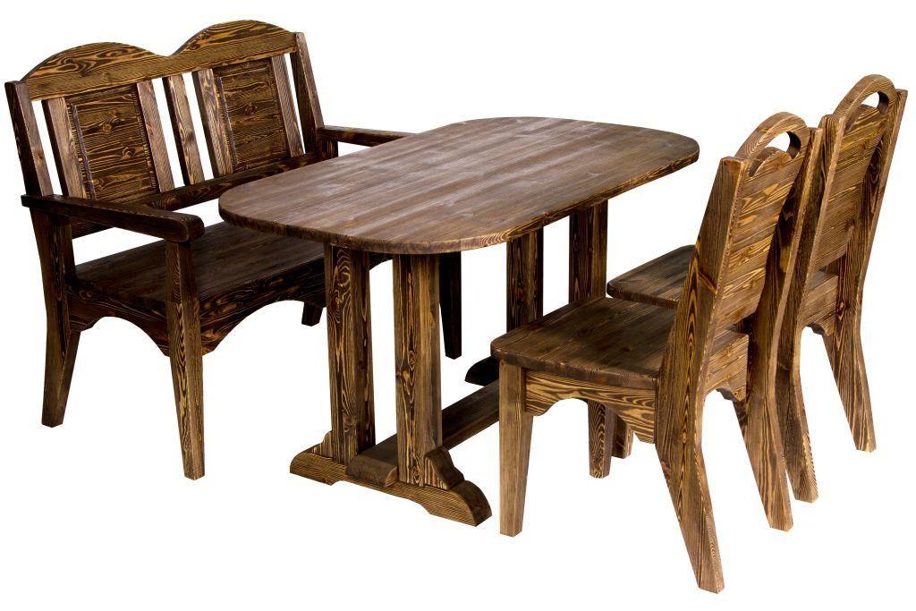 Набор мебели цвет 33_ стол скр. 810-1400, диван 4,стул 3.1