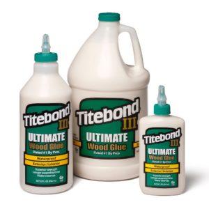 Клей Titebond III Ultimate повышенной влагостойкости