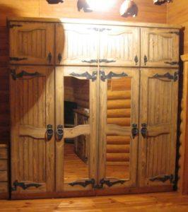 Шкаф-под-старину-№4