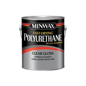 Полиуретановый лак MW Fast-Drying Polyurethane