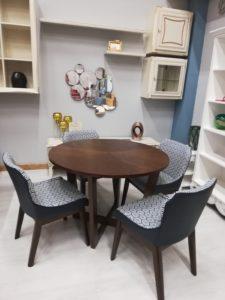 Обеденная группа стол(m3)+стул (m4)