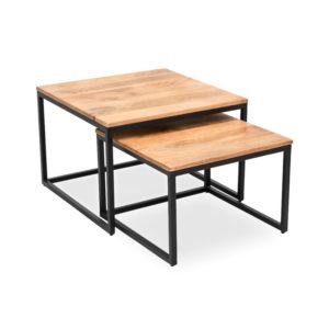 Журнальный стол (модель 4) 60x60x42(50x50x35)