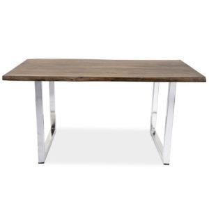 Обеденный стол Silver (модель 5) 150х90х75см