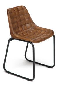 Стулья и кресла из натуральной кожи