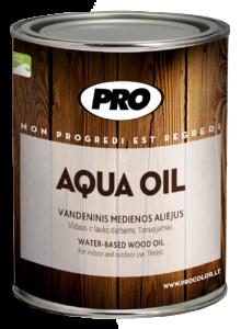 AQUA OIL масло для древесины